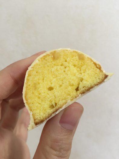 レモンケーキ(ピール・断面)