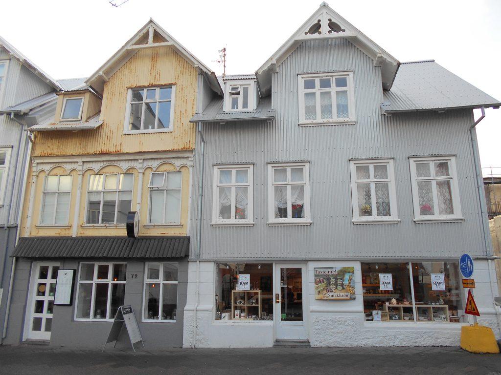 アイスランド街並み