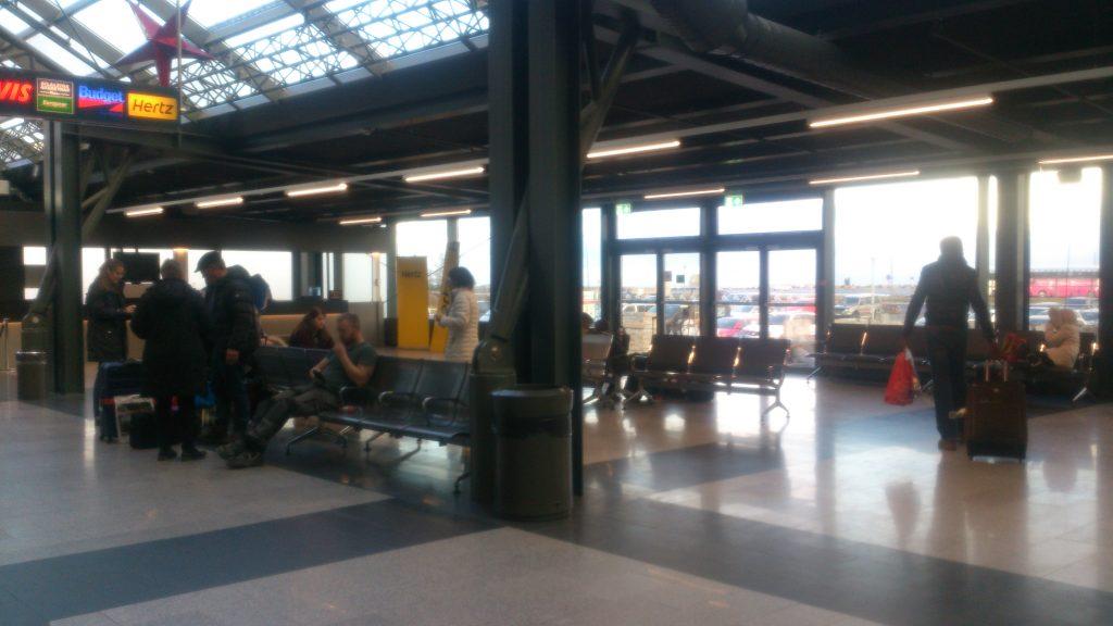 アイスランド空港