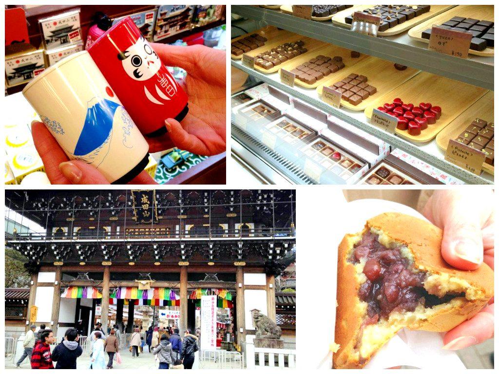 「成田開運きっぷ」でオシャレ旅ができる!食べ歩きをしながら開運してきました!