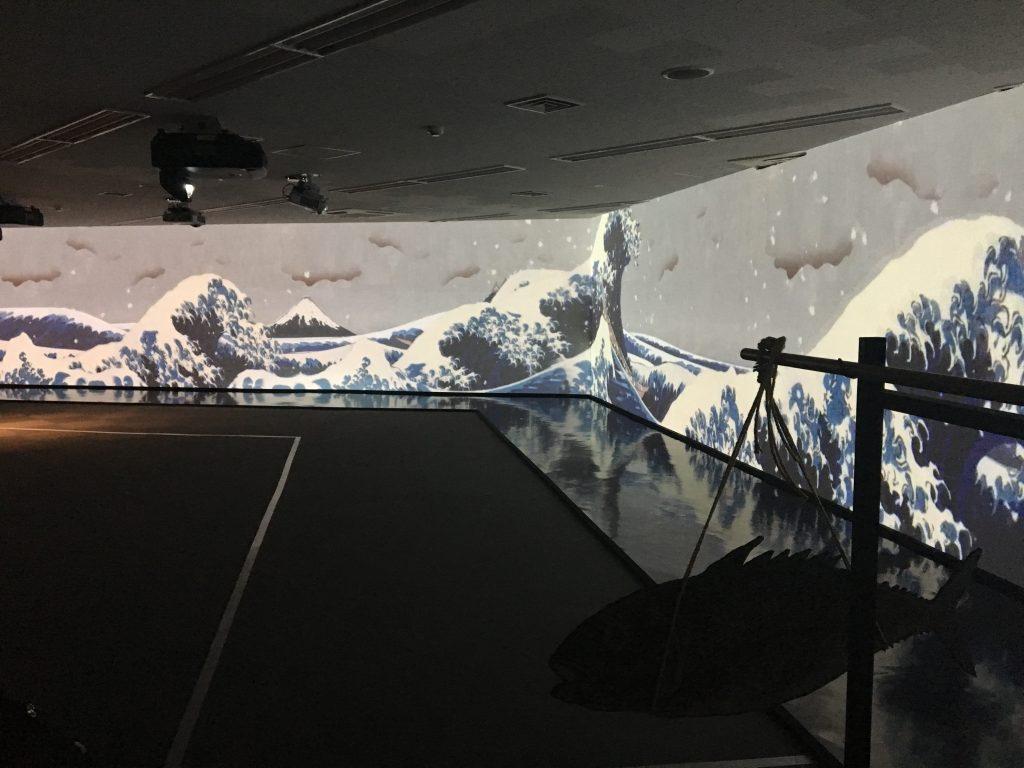 江戸の町に没入!「スーパー浮世絵『江戸の秘密』展」でイケメンに会ってきた。