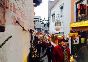 リューデスハイムのクリスマスマーケット様子2