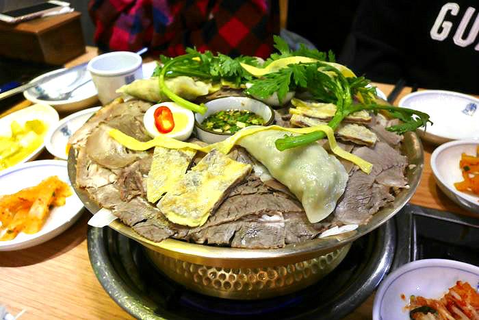 北朝鮮料理