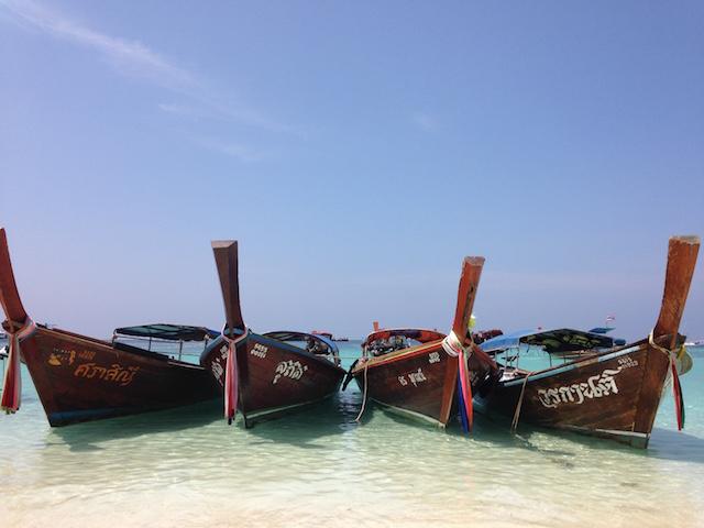 リペ島 パタヤビーチ