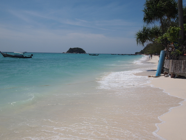 リペ島サンライズビーチ