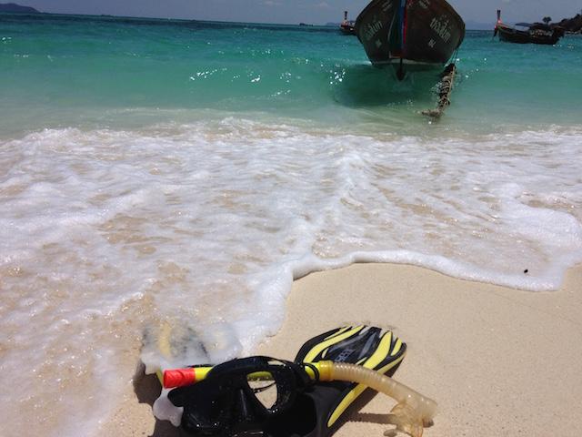 リペ島 サンライズビーチ