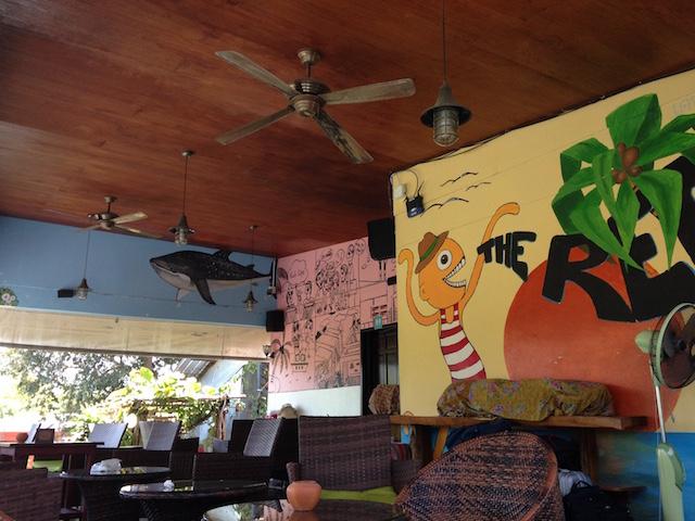 リペ島The Reef Hotel
