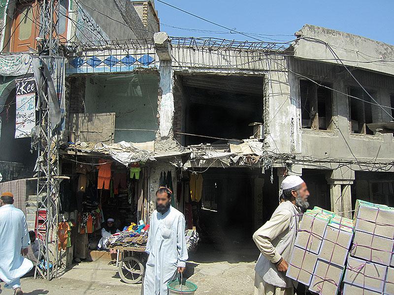 イスラマバード近郊