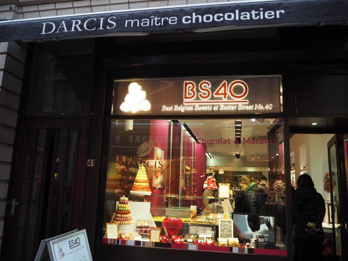 ベルギーチョコレートブランド