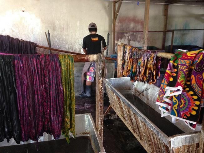 Natural Batik Village