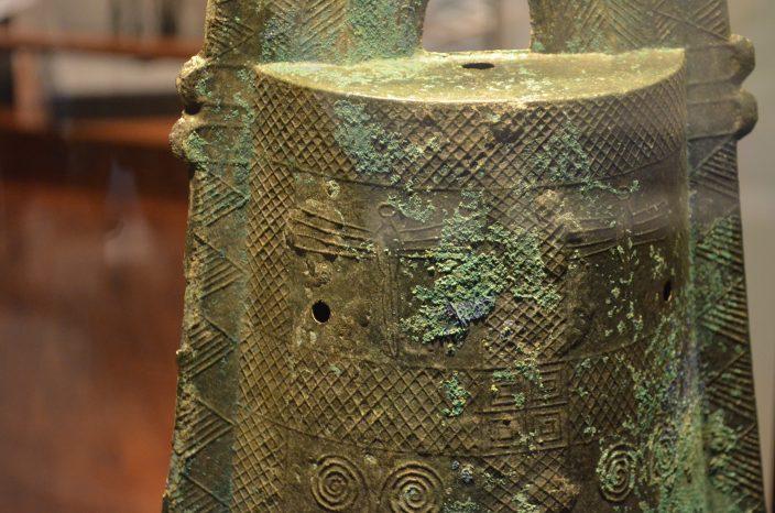 島根県立古代出雲歴史博物館での展示