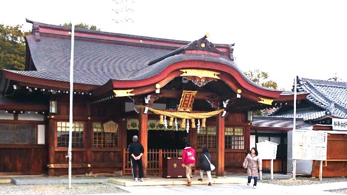 壮観。男性のシンボルを奉る「田縣神社」に行ってきた。