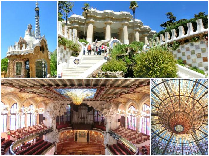 バルセロナの面白い建築ばかり集めてみました。