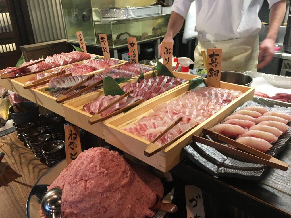お刺身が食べ放題!「大和屋音次郎」で最高のコスパを体感してきた!