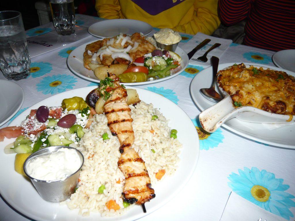 バンクーバーではギリシャ料理が人気!?「Stepho's」に50回以上通いました。