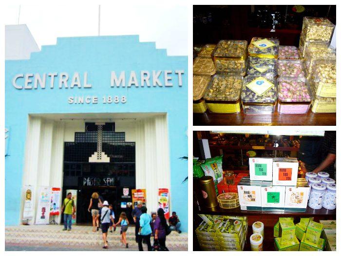 セントラルマーケットはマレーシアらしさだらけ!…フィッシュマッサージがおすすめ!?