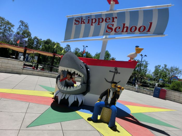 サンディエゴ LEGO LAND