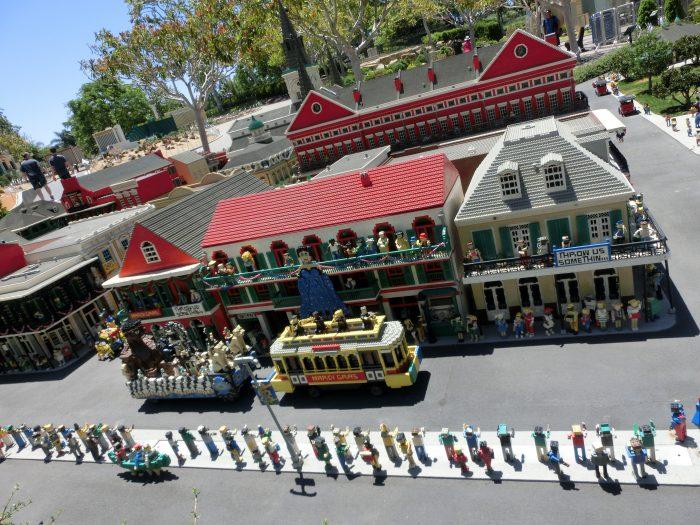 LEGO LAND カリフォルニア