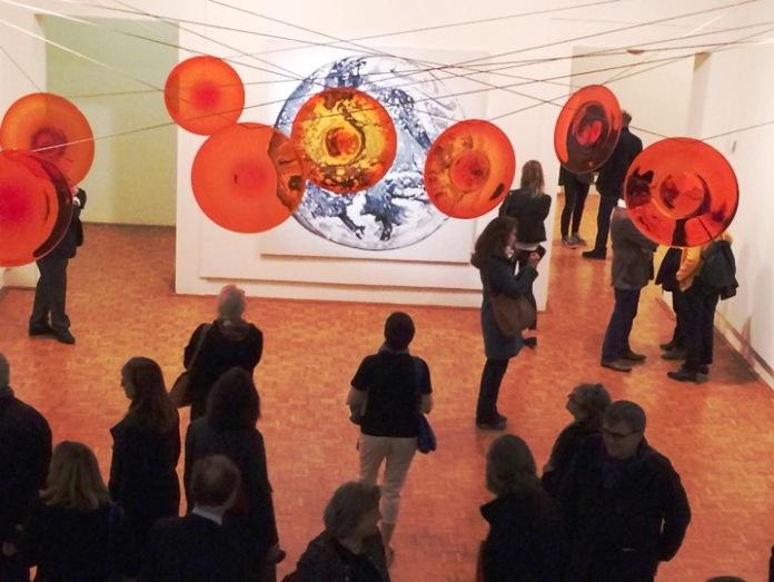 知る人ぞ知る、カンティーニ美術館で。シルヴァ特別展のプレミア・レセプションの様子とは?