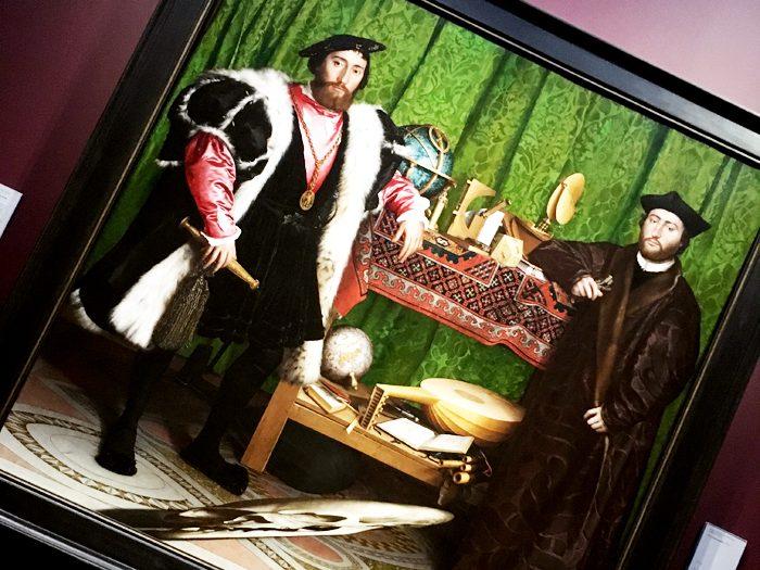 わざわざイギリスで「骸骨ハント」してみない?ナショナルギャラリーの怖い絵画