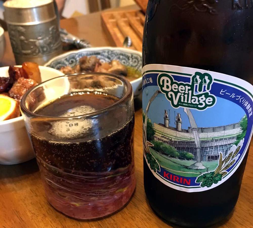 キリンビール工場