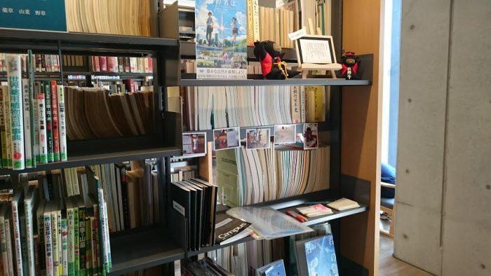 図書館の展示