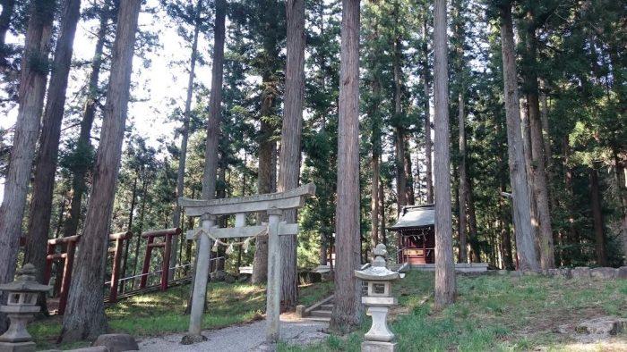 気多若宮神社の雰囲気