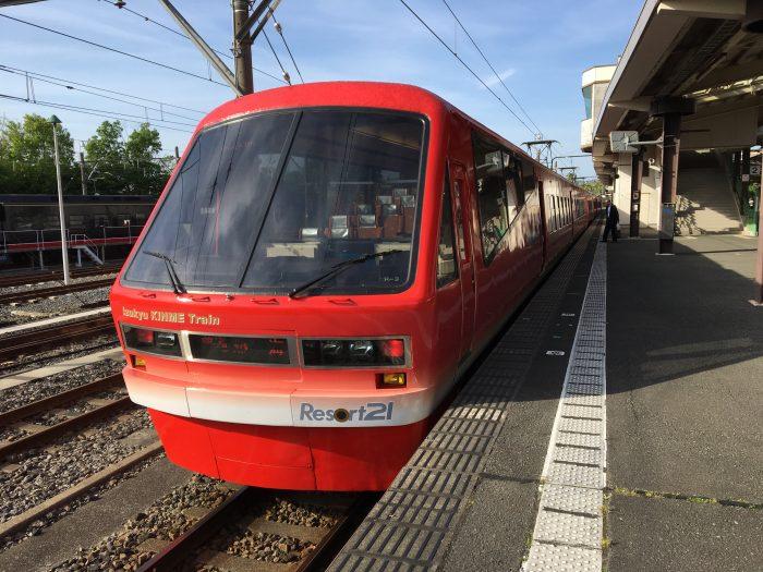 キンメ電車