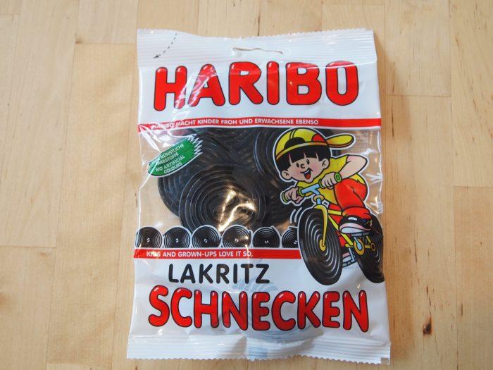 みんなに嫌われる、タイヤ味のグミ「ラクリッツ」が好きだ。