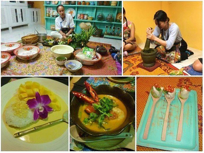 意外と力仕事?タイで料理に挑戦してみた! (提供:タイ国政府観光庁)