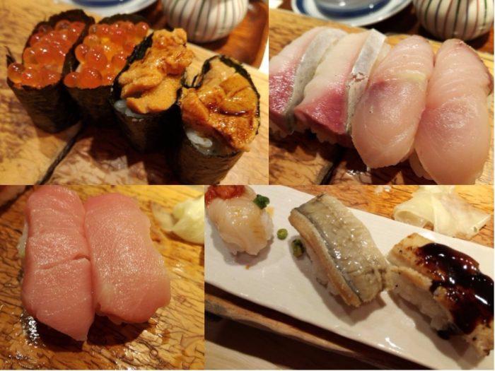 寿司食べ放題「すし処 新田中」に惚れる