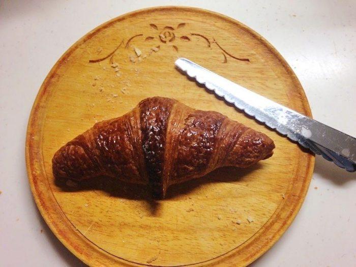 福岡に来たら絶対に食べてほしいクロワッサン