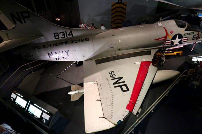飛行機マニアが「世界最大規模の航空宇宙博物館」に行く