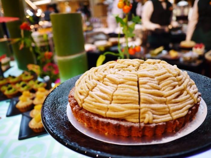 秋のスイーツビュッフェが来た!栗と抹茶の超ハイクオリティな食べ放題が贅沢すぎ!
