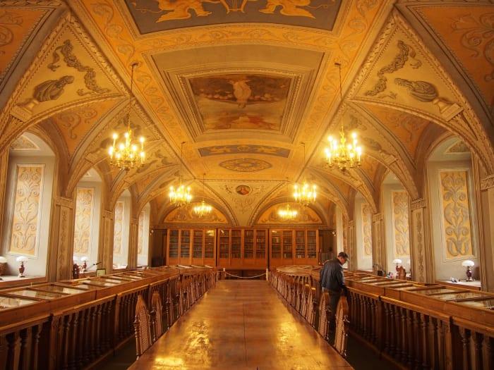 世界一美しい大学ではないか?