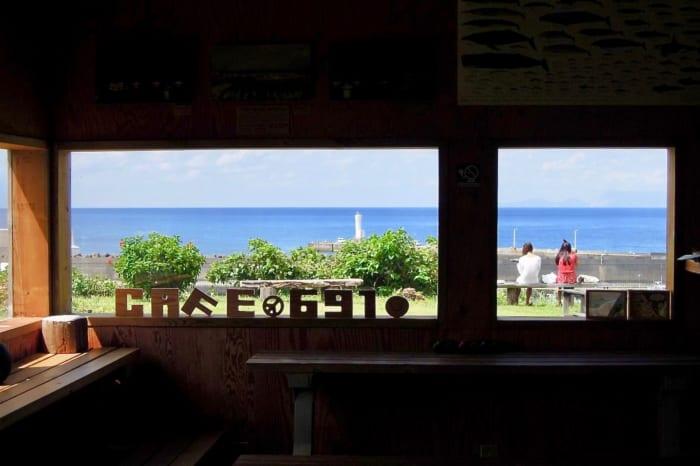 三宅島, cafe691