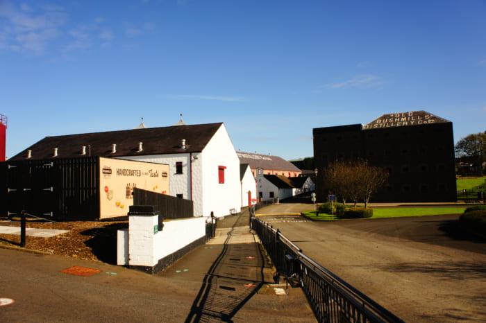 世界最古のウィスキー蒸留所を見学して、すっかり甘口好きに!
