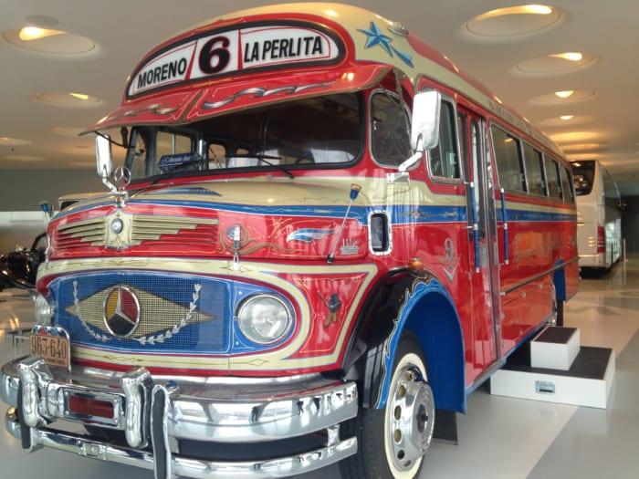 メルセデスバス