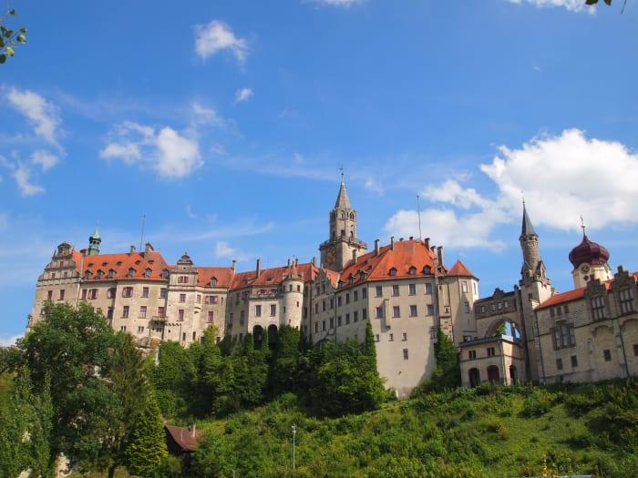 実際に巡って確信したドイツの美しすぎる城
