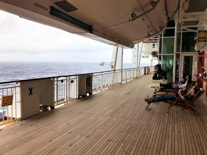 アラサー男子1人でクルーズ船に乗ってみた