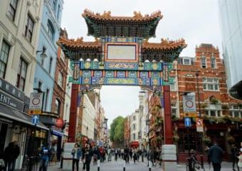 ロンドン中華