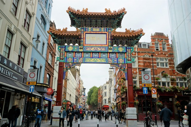 ロンドンの中華街は横浜よりおいしい?