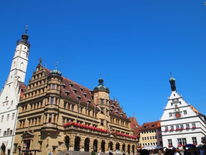 初めての方必見、ドイツ旅行がより快適になるコツ
