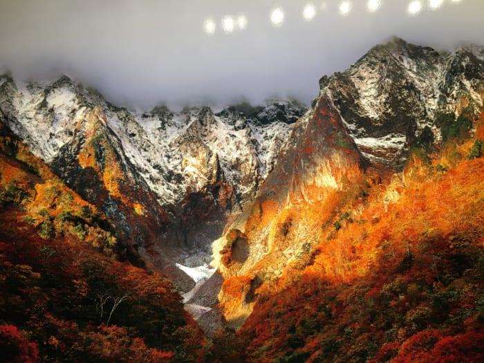 谷川岳紅葉