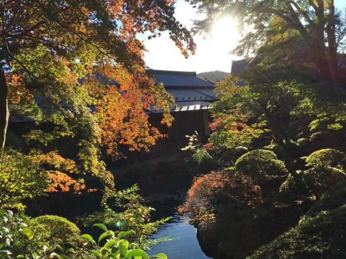 修善寺庭園