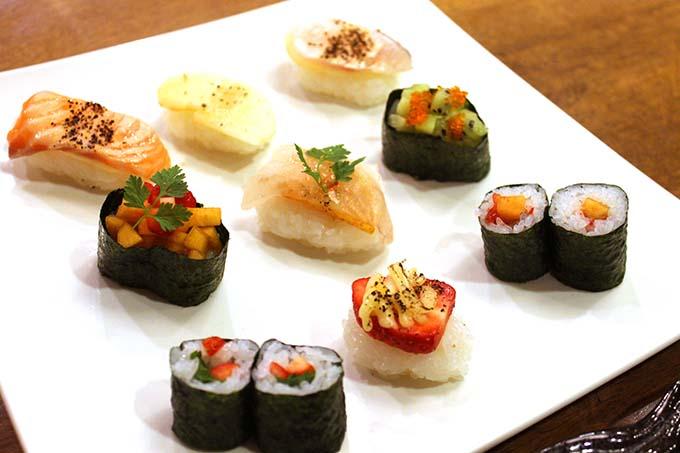 10_フルーツ寿司
