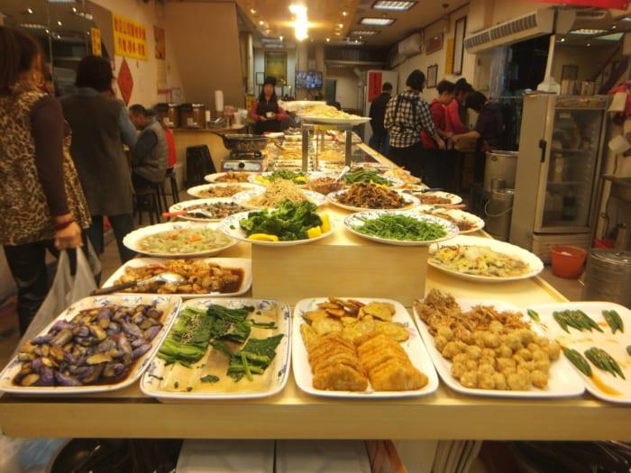 ベジタリアン生活「素食」を台湾旅行中に挑戦!