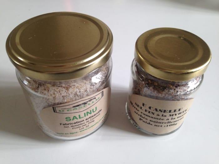 コルシカ塩