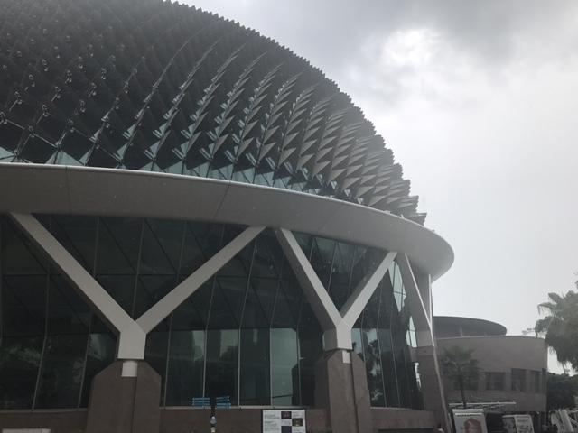 シンガポール建築 4