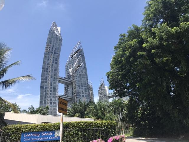 シンガポール建築 8